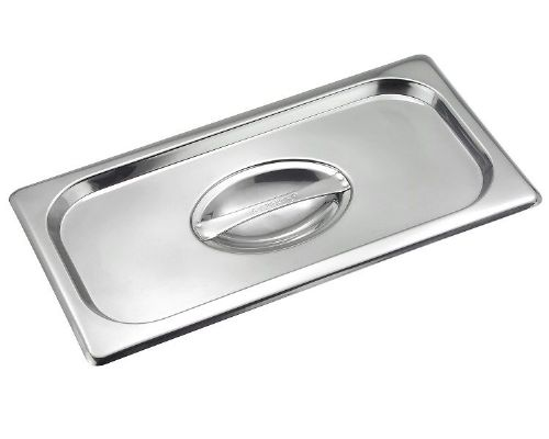 Premier Stainless Steel Gastronorm Pan Cover - Third Size 1/3